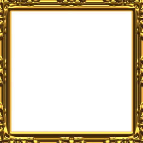 cadre dor 233 baroque photo stock libre domain pictures