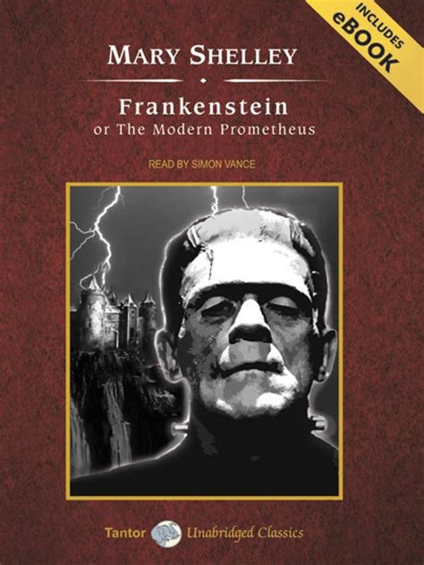 glenbrook high schools digital library frankenstein or the modern prometheus