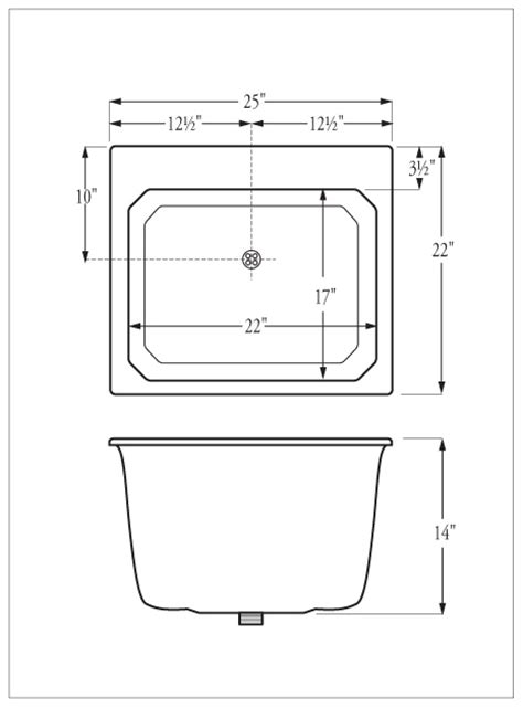 florestone utility sinks sr self large view