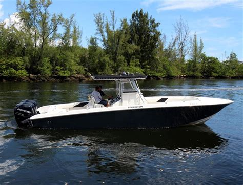 Fountain Boats Center Console Sale by This Used Fountain Center Console Deal Is Quot Turn Key