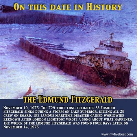 17 best images about edmund fitzgerald on museums the great and michigan