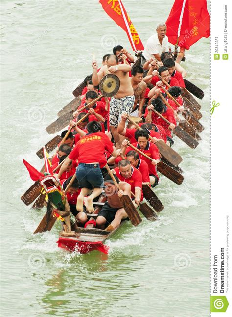 Dream Boat Race by Dragon Boat Race Editorial Photography Image 20342287