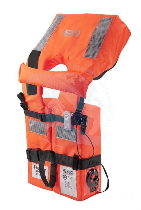 Besto Reddingsvest Test by Besto Solas 2010 Binnenvaartwinkel Binnenvaart