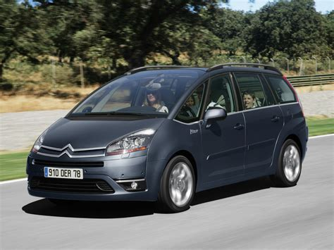 citroen c4 picasso grand 2006 citroen c4 picasso grand 2006 photo 04 car in pictures car