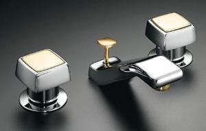 kohler k 6952 2 alterna r widespread lavatory faucet with square handles