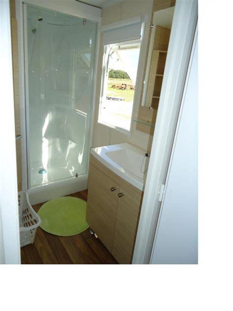 salle de bain location mobil home souvigny en sologne