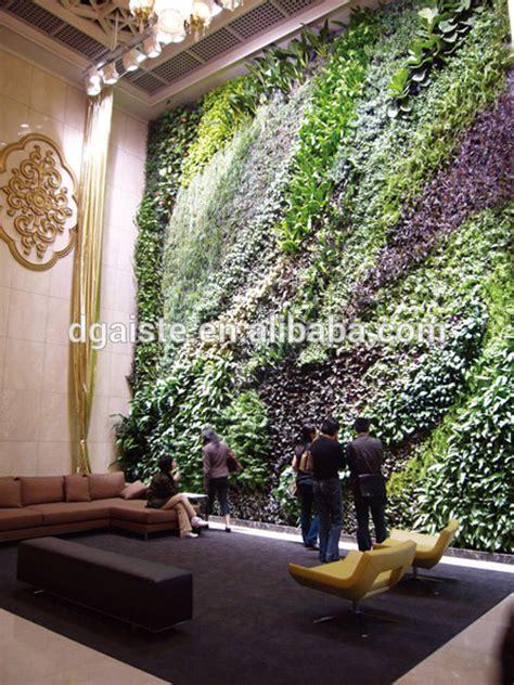 haute qualit 233 artificielle faux mur v 233 g 233 tal plante artificielle d 233 coration int 233 rieure avec
