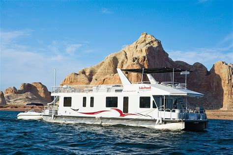 Lake Powell Private Boat Tours by Journey Luxury Houseboat Rental Lake Powell Resorts