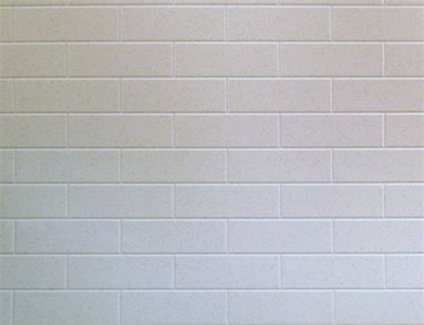 smooth flat tile design with faux grout lines each tile is 3 x 9 bathroom tile board paneling tsc
