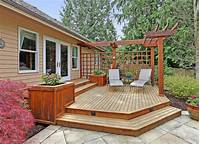 design a deck Angle Your Deck - Deck Ideas: 18 Designs to Make Yours a ...