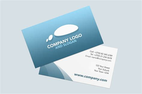 Email Business Card Templates Gallery