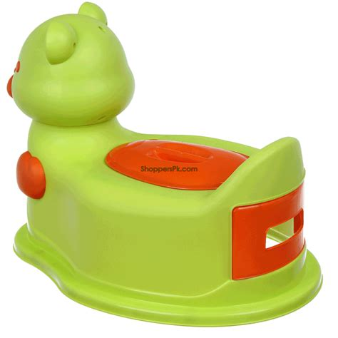 a b high quality baby closestool potty seat with wheel 104a shoppers pakistan