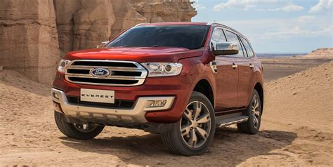 Ford Bringing These 4 New Suvs To The Us By 2020