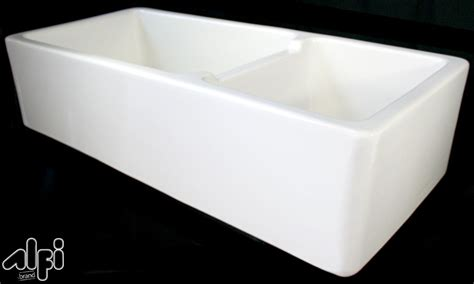 39 White Double Bowl Fireclay Farmhouse Colored Bathroom Tissue Beautiful Decorating Ideas Photo Gallery Small Spaces Temporary Flooring Blinds Tall Floor Cabinet Penny Tile