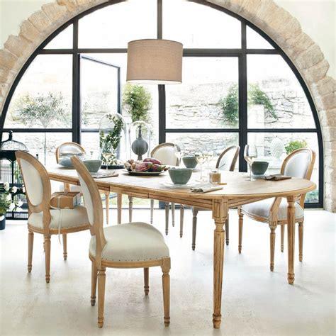 la salle 224 manger atelier retour au style classique chez maisons du monde moderne house