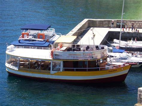 Catamaran Excursion Croatia by Boat Excursion Fish Picnic Opatija Croatia Hotels