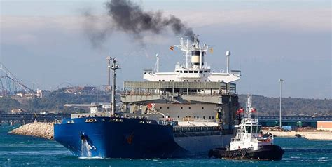 Scheepvaart Luchtvervuiling by Vervuiling Scheepvaart Blijft Blinde Vlek