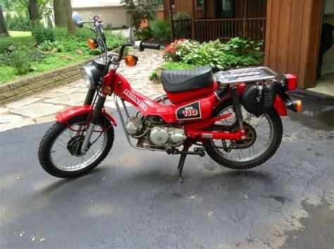 1971 Honda Ct70 K0 K 0 Ct 70 Mini Trail 70 For Sale On