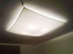 Wohnzimmer Deckenleuchten Led Dimmbar : lichtsegel led e27 segelleuchte kaufen ~ Markanthonyermac.com Haus und Dekorationen