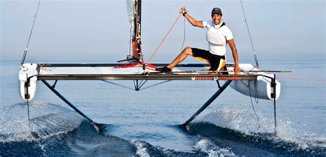 What Does Hydrofoil Boat Mean by Hydrofoils
