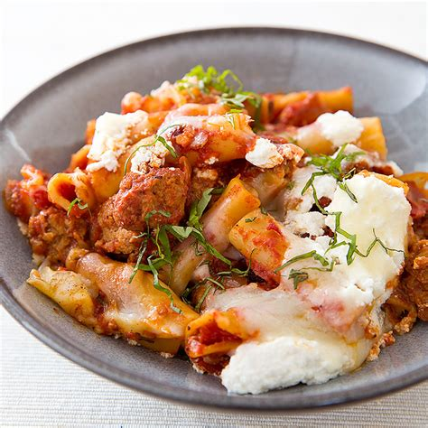 Slowcooker Baked Ziti  Cook's Country