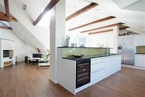 Apartment Einrichten Ideen : dachwohnung einrichten 35 inspirirende ideen ~ Markanthonyermac.com Haus und Dekorationen