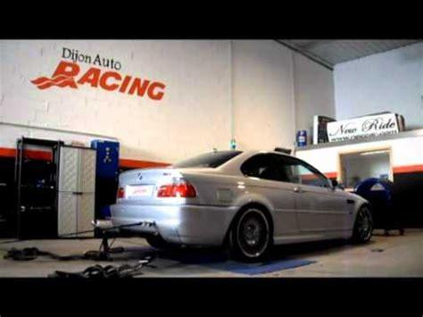 Passage Au Banc Bmw M3 E46 Dijon Auto Racing Youtube