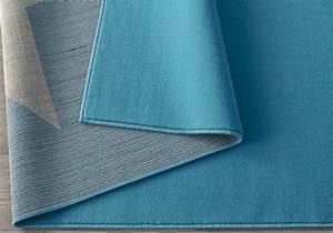 Teppich Stern Blau : design velours teppich stern blau creme 140x200 cm 102039 teppiche kurzflor teppiche city line ~ Markanthonyermac.com Haus und Dekorationen