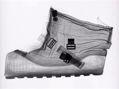 X Ray Boat Shoes by Inside The Spacesuit 10 Rare Views Of A Nasa Icon