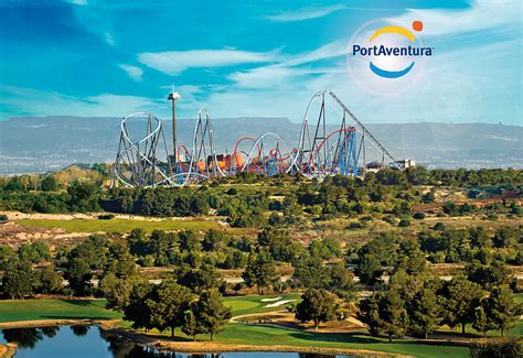 le parc d attraction port aventura pr 232 s de barcelona