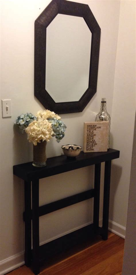Furniture Diy Reclaimed Wood Entryway Console Table. Hutch Top For Desk. Black Hallway Table. Marble Coffee Table Round. Hdfc Bank Help Desk. Closet Basket Drawers. Help Desk Institute Certification. Round Storage Coffee Table. Treadmill Base For Desk