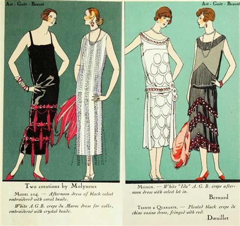 fabulous of the 1920 s deco era gout 1920s and fashion