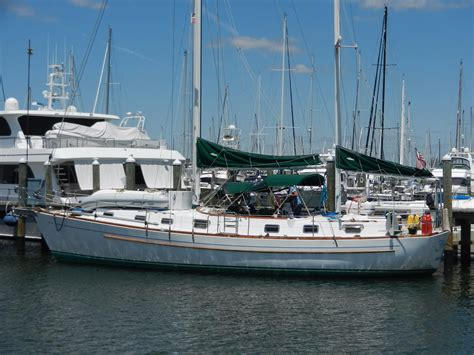 Boat Props Fort Pierce by 1980 Morgan 462 Sail Boat For Sale Www Yachtworld