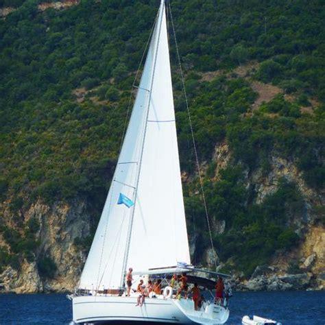 Zeiljacht Op Zee by Zeiljacht Huren Griekenland Ionische Zee Lefkas Zelf