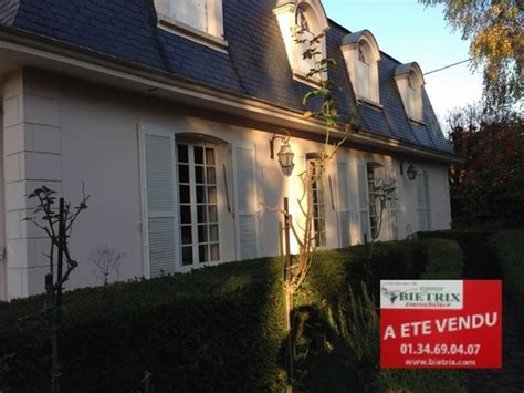 agence immobiliere 95 val d oise maison appartement