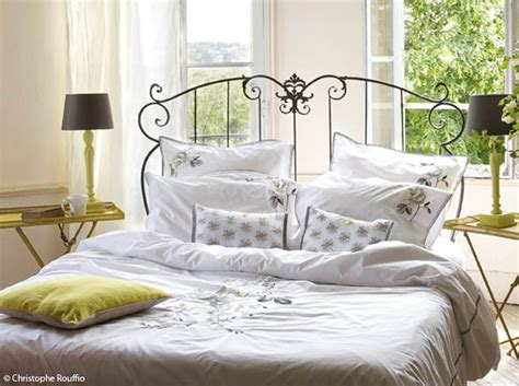 tete de lit fer forge chambre bedroom