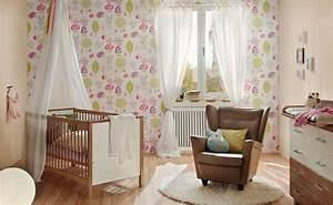 Tapeten Für Babyzimmer : tapeten f rs kinderzimmer bei hornbach ~ Markanthonyermac.com Haus und Dekorationen