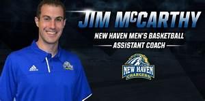McCarthy Joins University of New Haven Men's Basketball ...