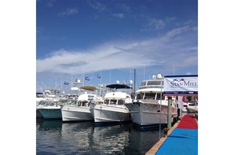 Newport Spring Boat Show by Boat Shows Stan Miller Yacht Sales