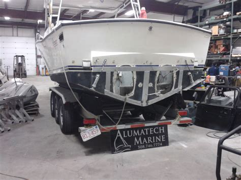 Small Boats For Sale Phoenix by Renamed Converting Albemarle 27 To Outboards Page 4