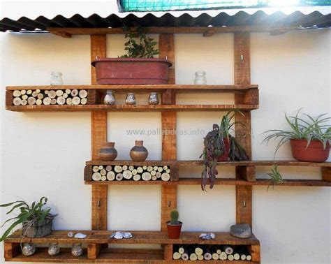 Pallet Ideas For Garden And Outdoors