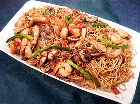 nouilles chinoises au poulet et crevettes toqu 233 s 2 cuisine