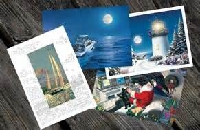 Boatus Christmas Cards by Nautical Store Boatus Foundation