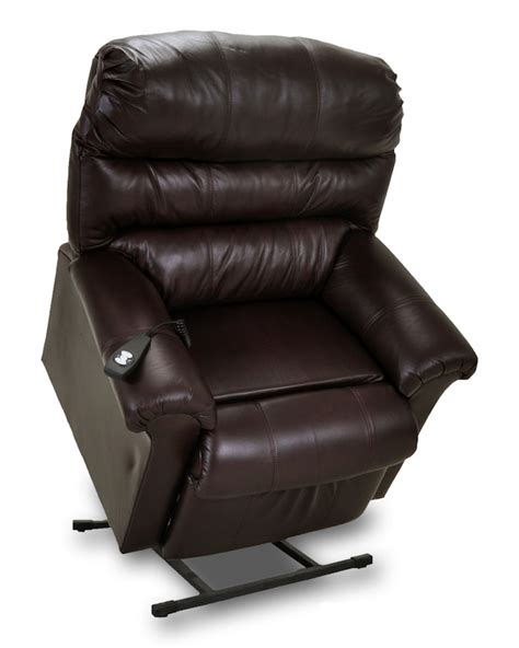 ameriglide 498 leather lift chair ameriglide
