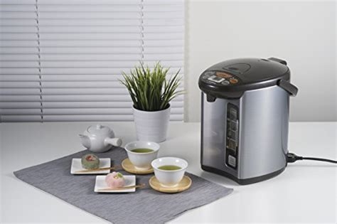 Zojirushi Cd-wcc30 Micom Water Boiler & Warmer, Silver Spanish Coffee Cookies Of Enjoy Your Fire Nescafe Machine Makro Machines Game Commercial Brewing Outdoors Persona 5