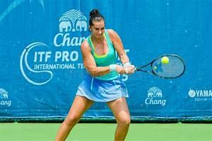 Chang ITF Pro Circuit 2015 editorial image. Image of woman ...