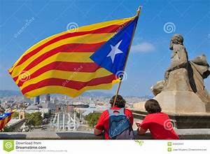 Celebration Of The National Day Of Catalonia In Ba ...