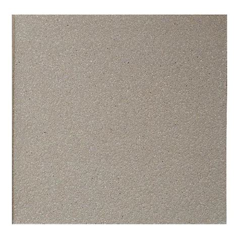 Daltile Quarry Tile Specifications by Daltile Quarry Ashen Gray 8 In X 8 In Abrasive Ceramic