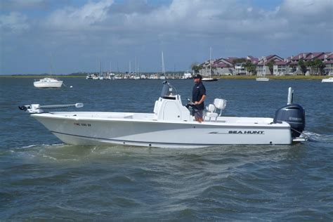 Craigslist Boats Hilton Head Sc by Sea Hunt New And Used Boats For Sale In South Carolina