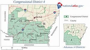 Monticello, AR Congressional District and US Representative